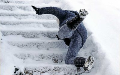 Slip and Fall? Physiotherapy can help!